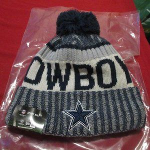 BNWT NFL DALLAS COWBOYS TOQUE